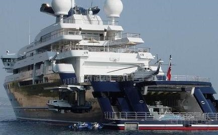 Million Dollar Yachts